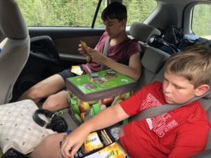 Trip to Alberta