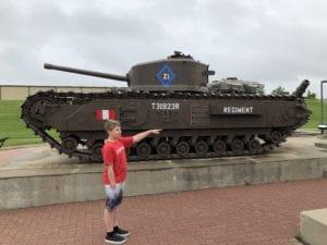 Calgary Military Museum 2018