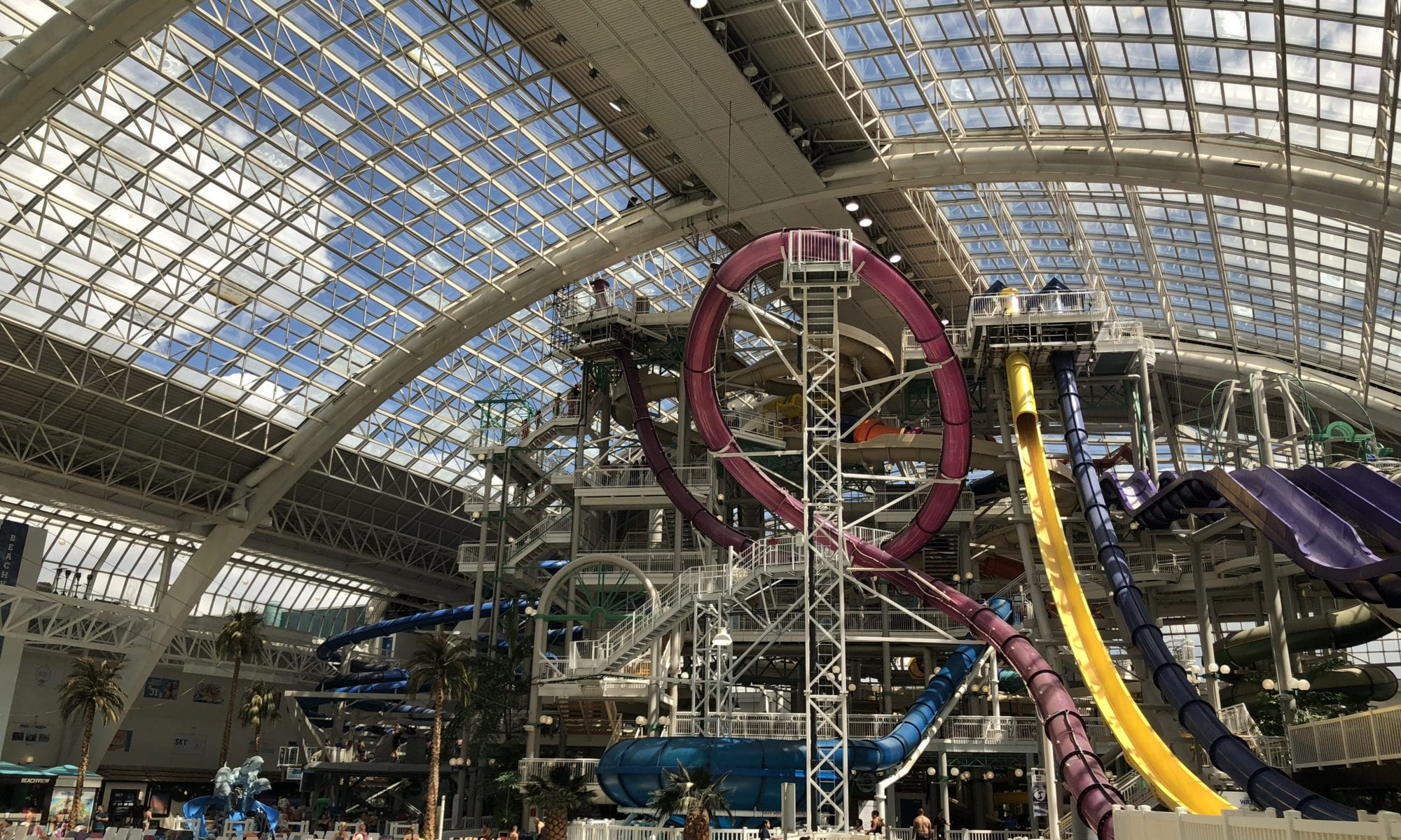 West Edmonton Mall, Alberta, 2018, joe cummings