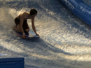 flowrider west edmonton mall, 2018