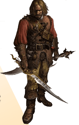 dungeons and dragons fighter bandit